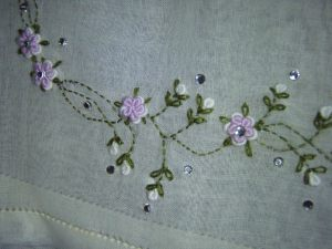 BST 03 - the embroided flower