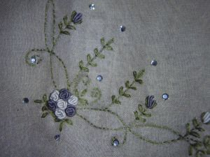 BSt 02 - The embroided flower